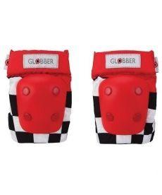Комплект защитный детский GLOBBER, красный, до 25кг (XXS)