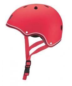 Шлем защитный детский GLOBBER, красный, 51-54см (XS)