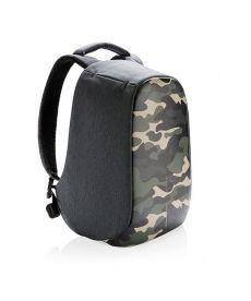 """Рюкзак""""Bobby Compact Camouflage """" зелен/защита от краж"""