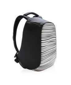 """Рюкзак""""Bobby Compact"""" Zebra/защита от краж"""