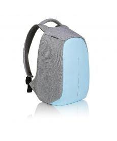 """Рюкзак""""Bobby Compact"""" голубой/защита от краж"""