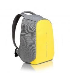 "Рюкзак""Bobby Compact"" желтый/защита от краж"