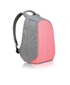 "Рюкзак""Bobby Compact"" розовый/защита от краж"