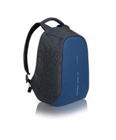 """Рюкзак""""Bobby Compact"""" синий/защита от краж"""