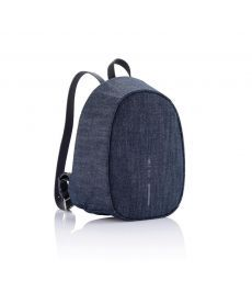 Bobby Elle Anti-theft lady backpack, jean