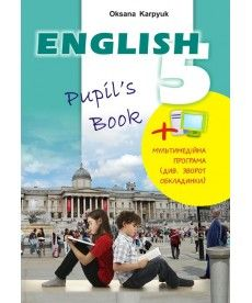 English 5. Pupil's book. 5 клас
