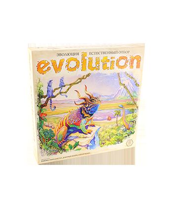 Настольная игра Эволюция. Естественный отбор