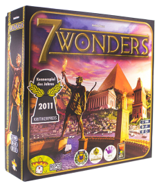 Настольная игра 7 Wonders (7 чудес)
