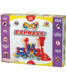 Конструктор ZOOB JR.Express (пластмасовый)