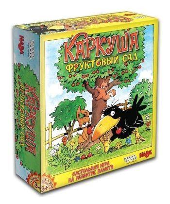Настольная игра Каркуша: Фруктовый Сад
