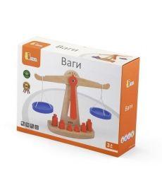 """Игровой набор Viga Toys """"Весы"""" (50660)"""
