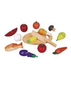 """Игровой набор Viga Toys """"Продукты"""" (59560)"""