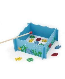 """Игровой набор Viga Toys """"Рыбалка"""" (56305)"""