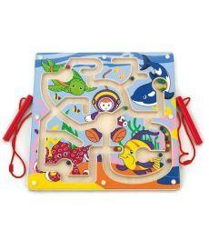 """Лабиринт Viga Toys """"Подводный мир"""" (50123)"""