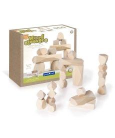 Набор деревянных блоков Guidecraft Natural Play Стоунхендж (G6772)