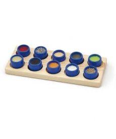 """Набор для обучения Viga Toys """"Фактуры"""" (58483)"""