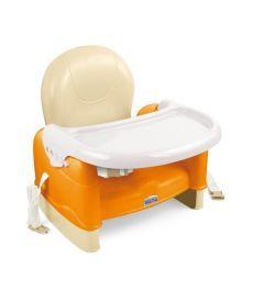 Стульчик-бустер для кормления Weina EasyGo оранжевый (4009.01)