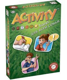 Настольная игра Активити Travel для всей семьи