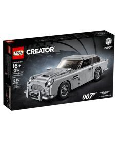 "Конструктор LEGO Master Builder Academy ""James Bond™ Aston Martin DB5"""