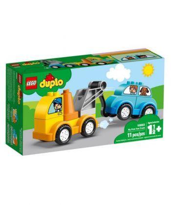 """Конструктор LEGO DUPLO """"Мій перший тягач"""""""
