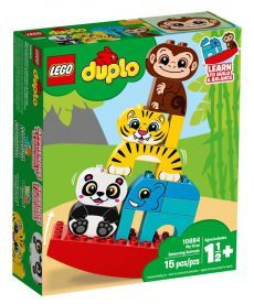 "Конструктор LEGO DUPLO ""Мої перші тварини-акробати"""