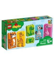 """Конструктор LEGO DUPLO """"Моя перша головоломка"""""""