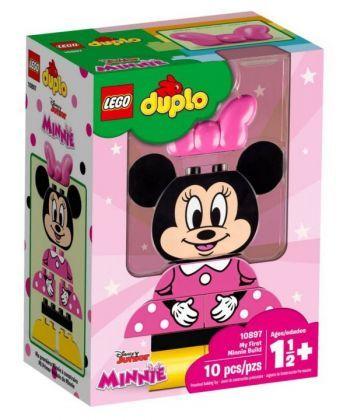 """Конструктор LEGO DUPLO """"Моя перша складна Мінні"""""""