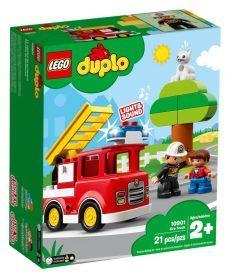 "Конструктор LEGO DUPLO ""Пожежна машина"""