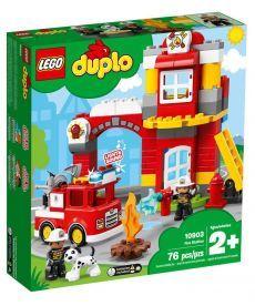 "Конструктор LEGO DUPLO ""Пожежне депо"""