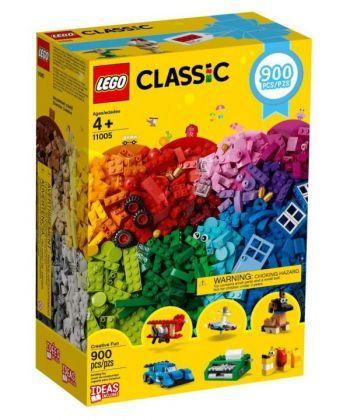 """Конструктор LEGO Classic """"Творча гра"""""""