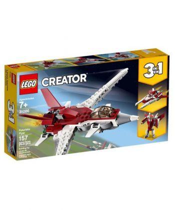 "Конструктор LEGO Master Builder Academy ""Футуристичний літак"""