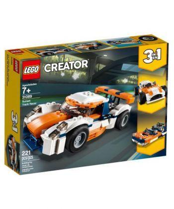 """Конструктор LEGO Master Builder Academy """"Гоночний автомобіль у Сансет"""""""