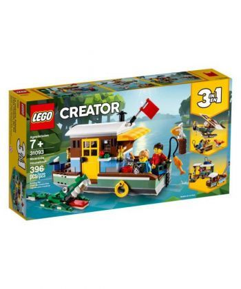 """Конструктор LEGO Master Builder Academy """"Будинок на воді"""""""