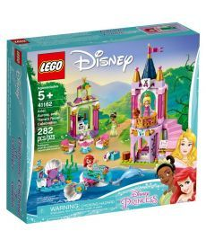 """Конструктор LEGO Принцеси Дісней """"Королівське свято Аріель, Аврори й Тіани"""""""