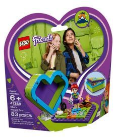 """Конструктор LEGO Friends """"Коробка-серце з Мією"""""""