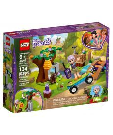 """Конструктор LEGO Friends """"Лісові пригоди Мії"""""""