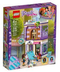"Конструктор LEGO Friends ""Творча майстерня Емми"""