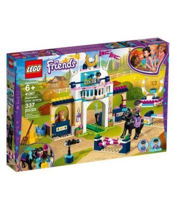 """Конструктор LEGO Friends """"Стефані на скачках"""""""