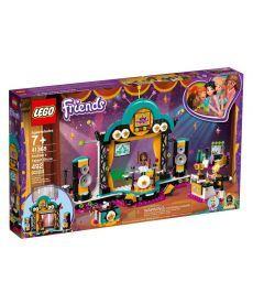 "Конструктор LEGO Friends ""Шоу талантів Андреа"""