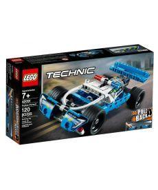 """Конструктор LEGO Технік """"Поліцейське переслідування"""""""