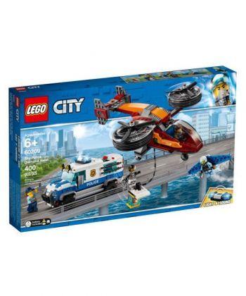 """Конструктор LEGO City """"Повітряна поліція: викрадення діаманта"""""""