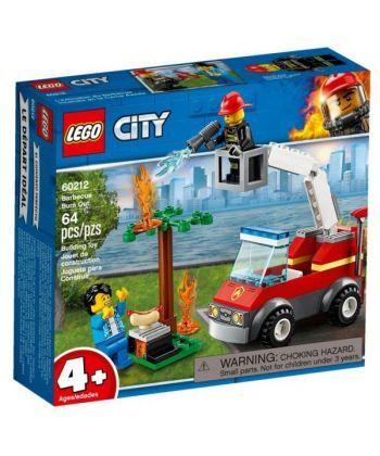 """Конструктор LEGO City """"Пожежа на пікніку"""""""