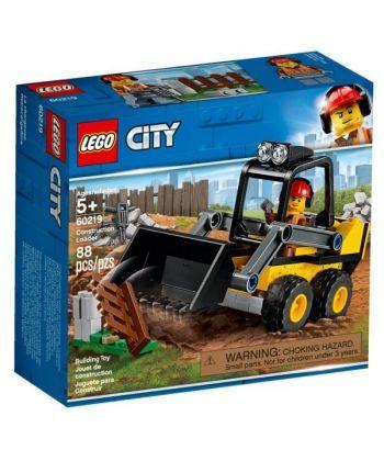 """Конструктор LEGO City """"Будівельний навантажувач"""""""