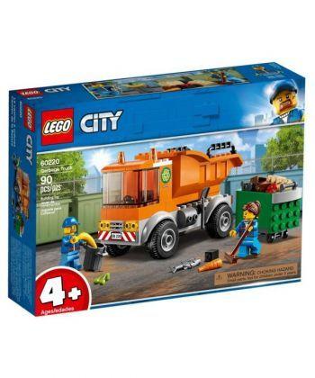 "Конструктор LEGO City ""Сміттєвоз"""