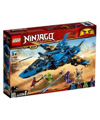 "Конструктор LEGO NINJAGO ""Штурмовик Джея"""