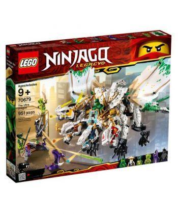 """Конструктор LEGO NINJAGO """"Ультрадракон"""""""