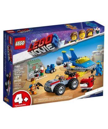 """Конструктор LEGO Фільм """"Майстерня Еммета й Бенні «Будуй-ремонтуй»!"""""""