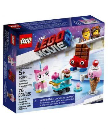 """Конструктор LEGO Фільм """"Наймиліші друзі Юнікітті!"""""""