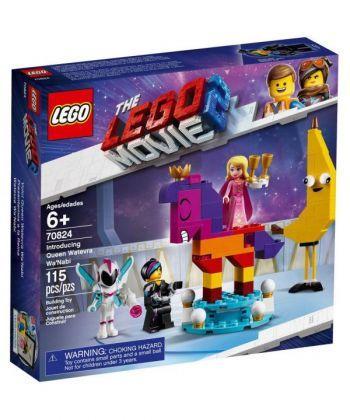 """Конструктор LEGO Фільм """"Знайомство з королевою Позеркою Яктобі"""""""