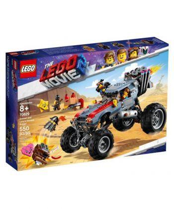 """Конструктор LEGO Фільм """"Рятівний багі Еммета й Люсі!"""""""